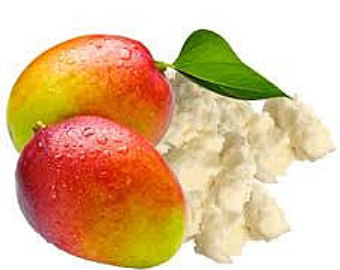 Mangos and mango butter
